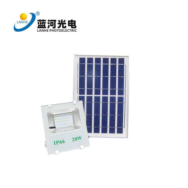 太阳能投光灯  LHD-TYN20TGD