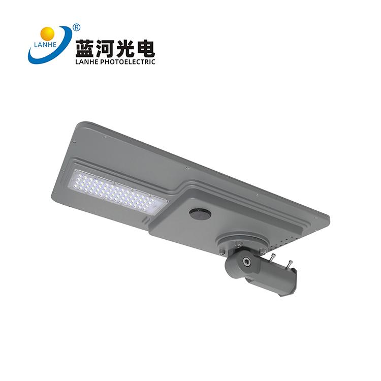 一体化太阳能平板路灯LHD-TYN60PB 图