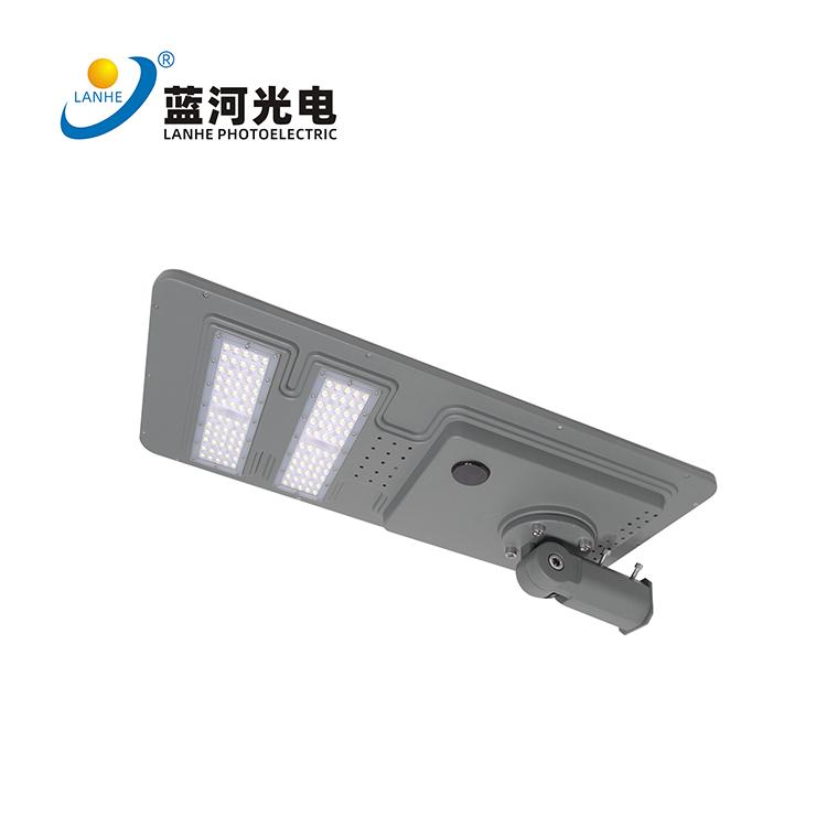 一体化太阳能平板路灯LHD-TYN120PB 图