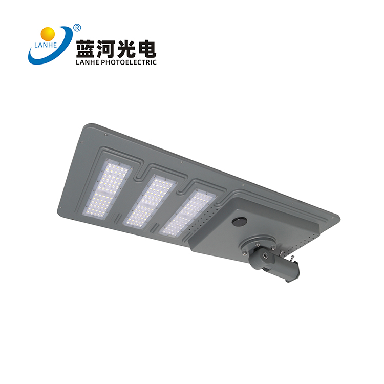一体化太阳能平板路灯LHD-TYN180PB 图