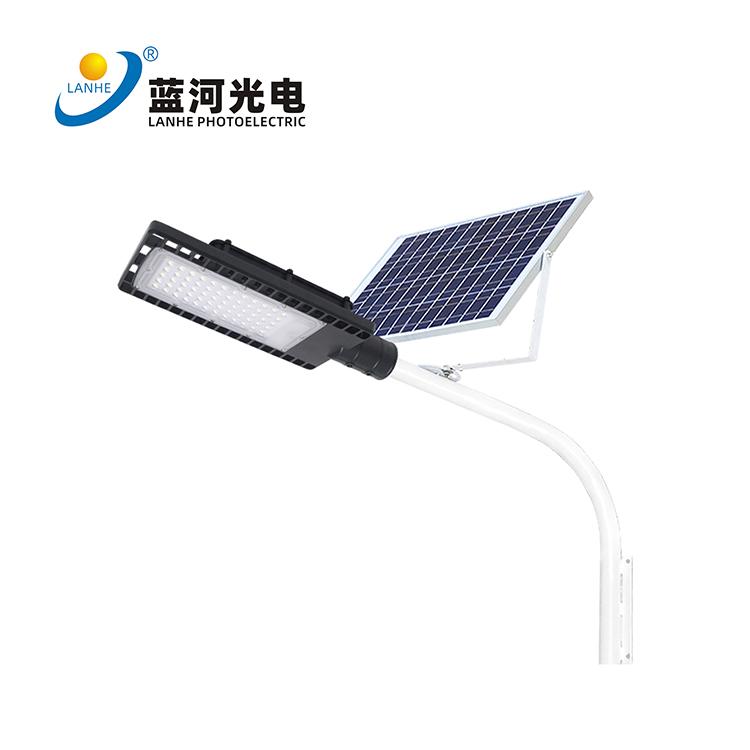太阳能镁合金路灯 LHD-TYN50MHJ 图